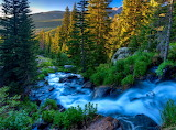 Blue River...