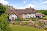 Old thatched cottage Maidstone Kent