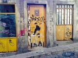 Porto, graffiti, Portugal