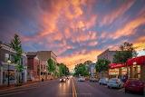 Sunset Beaver Pennsylvania