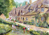 ^ Cotswold Village ~ Terry Harrison