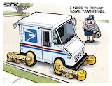 Tampering With Post Office