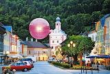 Gmünd,  Kuenstlerstadt, Austria