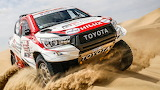 Toyota Rally Truck