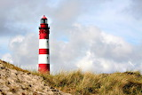 Amrum Lighthouse Germany