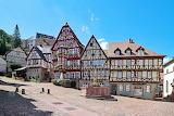 Marketplace in Bavaria
