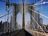Brooklyn Bridge New York City New York