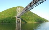 Mile 1392 Bear Mountain Bridge