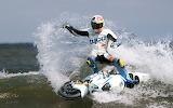 Surf-man-surfing-biker-motorcycle-splash-water