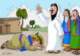 23. Jesús cura al ciego de nacimiento