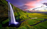 Beautiful Iceland - Seljalandsfoss.
