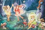 Feentanz- fairy