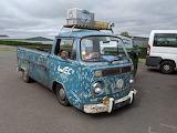 VW Pickup Truck StillRunning