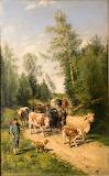 V. E. Makovsky Herd