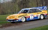 Opel Manta 400 Rally Car