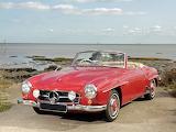 1955 Mercedes-Benz 190 SL UK-spec