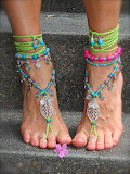 Bare sandals