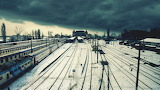 Winter Railscape