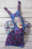 From The Purple File - Soft Sculpture