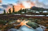 Natural Park Ergaki, Siberia, Russia