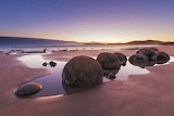 Moeraki Boulders, Otago, New Zealand