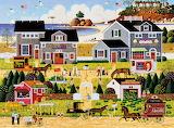 Black Cherry Harbor - Charles Wysocki