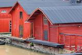 Fishermen's cottages