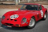1962 Ferrari 250 GTO 3705GT