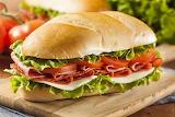 ^ Submarine sandwich