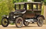 1923 Ford Model T Fordor Sedan 0