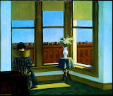 Edward Hopper, Room in Brooklyn,1932