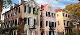 Charleston, South Carolina historic Antebellum Homes