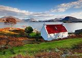 Upper Loch Torridon Schotland