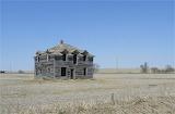 Nebraska farm house. Love those windows!