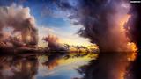 Woda-chmury