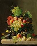 Fruit Basket~ Severin Roesen