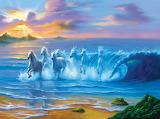 Sea  Waves.