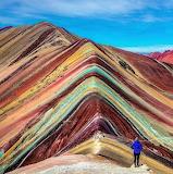Vinicunca (Rainbow Mountain), Peru