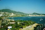 93 Xmas Cruise - Sky Princess - Mexico - Acupulco - View fro