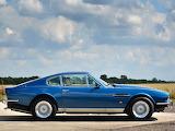 Aston Martin V8 Saloon