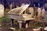 Piano Tomb, Highgate Cemetary, London