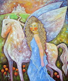 Goldilocks and Pegasus by Anna Wach