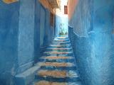 The Blue City - Chaouen Morocco