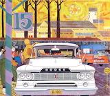 Wysocki - 1960 Dodge Trucks Advertising 9
