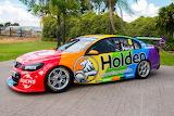 2017 Holden Commodore Supercar