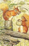 """Chlldren's Tales"" tumblr ""Beatrix Potter"" ""The Tale of Squirrel"