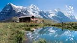 Jungfrau-mountain-Switzerland