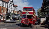 1939 Ribble Leyland Titan TD5 2057 in Lytham