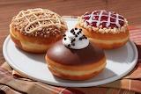 ^ Krispy Kreme Donuts