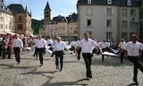 Luxembourg, Echternach, Hopping Festival